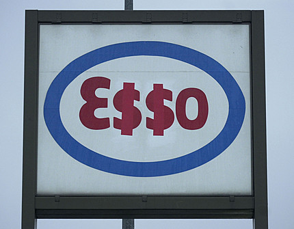 Culture Jamming Esso
